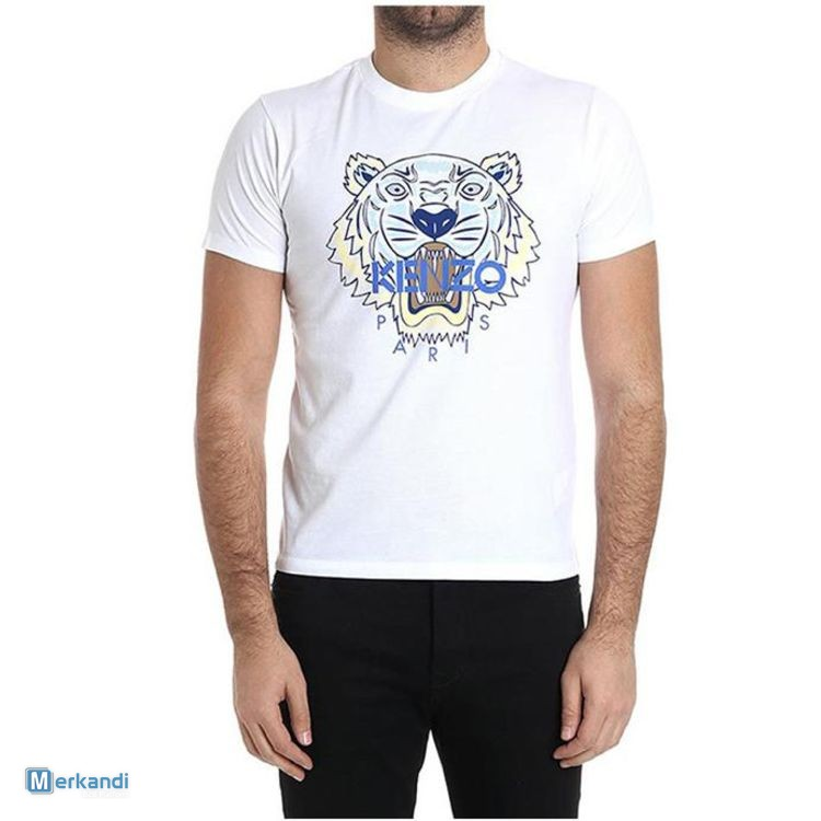 c3267d94 Supplier lot T shirts Kenzo Classic Tiger | Stock lot clothing ...