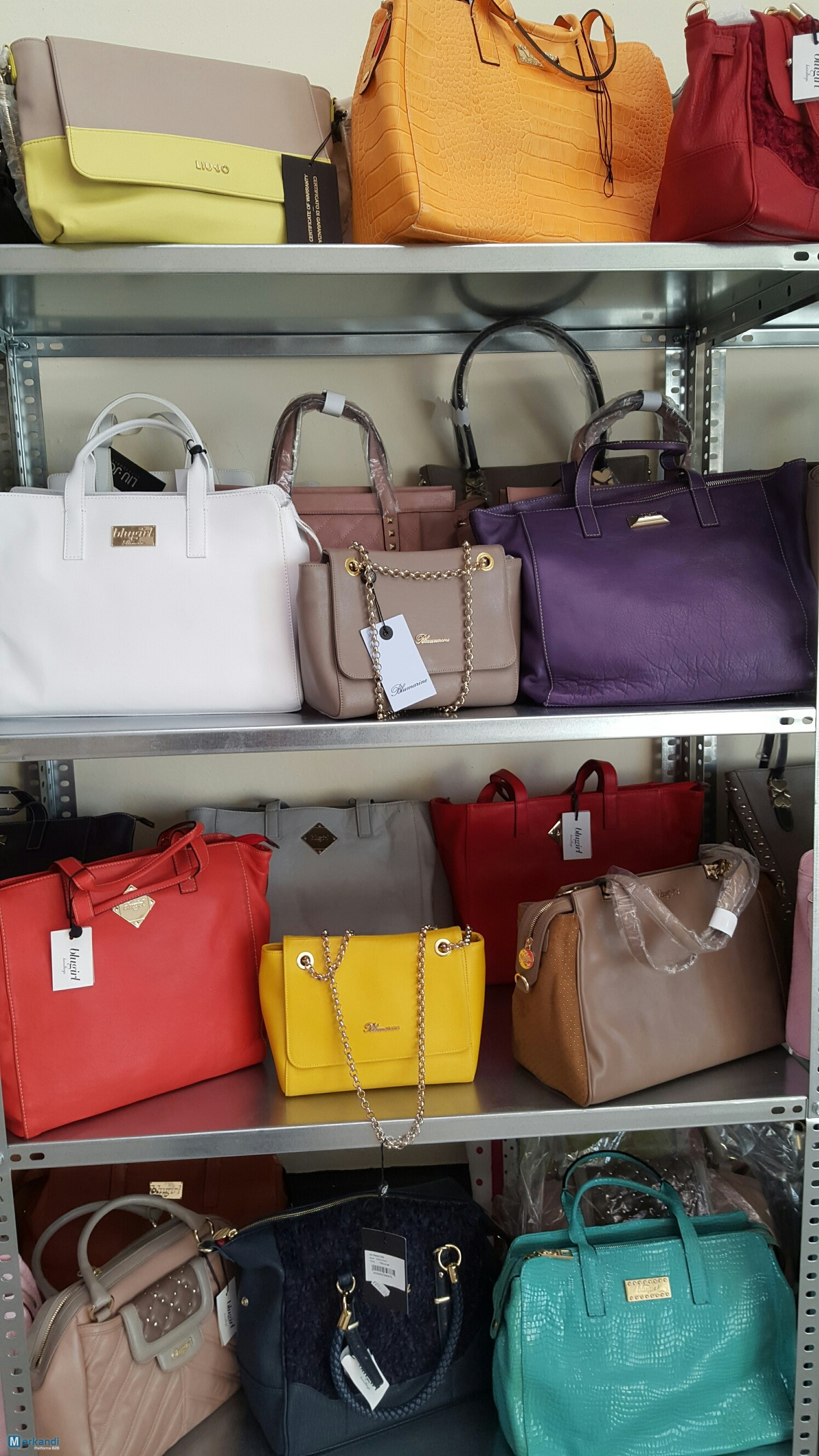 309f59b3472 blumarine bags blugirl | Stock lot clothing | Official archives of ...
