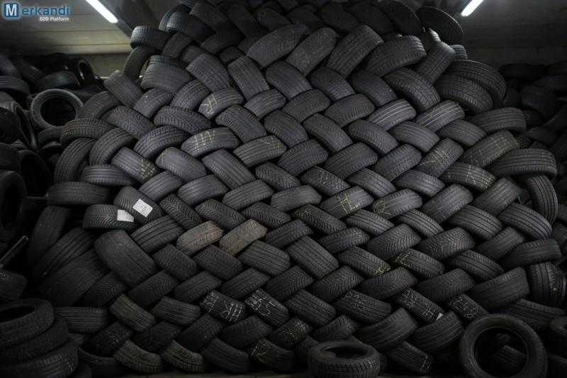 USED CAR SUV VAN TYRES FROM GERMANY
