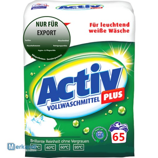 powder detergents gut und g nstig active 152164 household chemicals