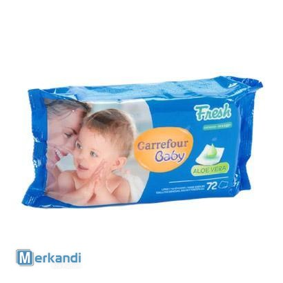 Carrefour Baby Wipe Bundle  159131    Nursery products   merkandi.co.uk 1e0345eafda