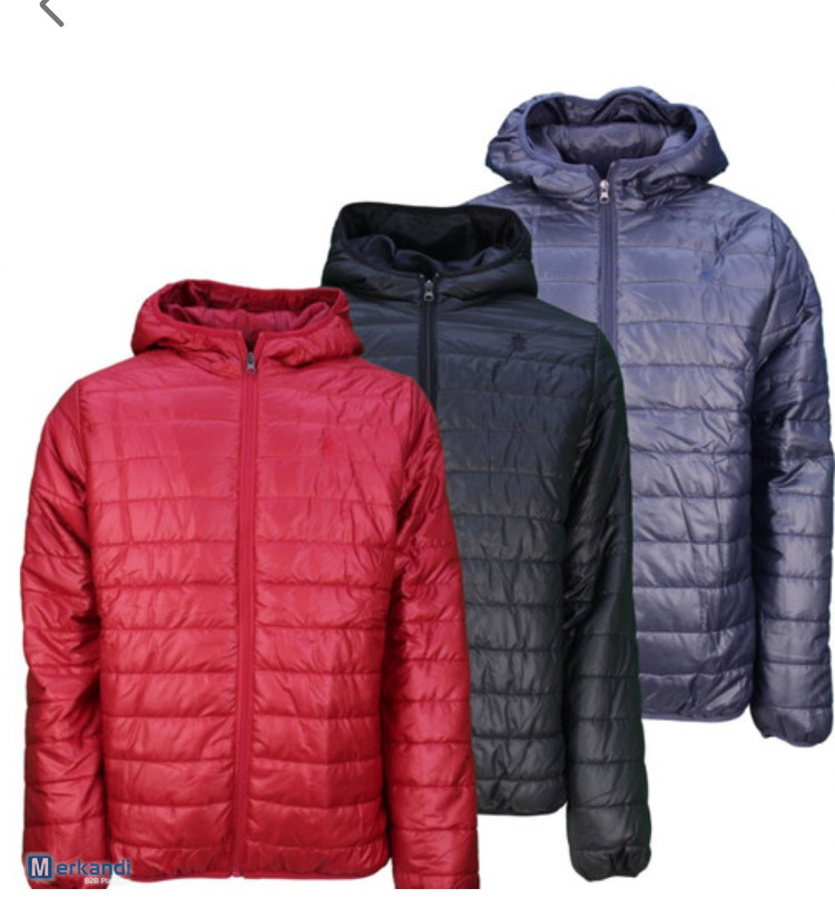48364fbe9 MENS BUBBLE COAT HOODED QUILTED PLAIN PADDED PUFFER JACKET £10 ...