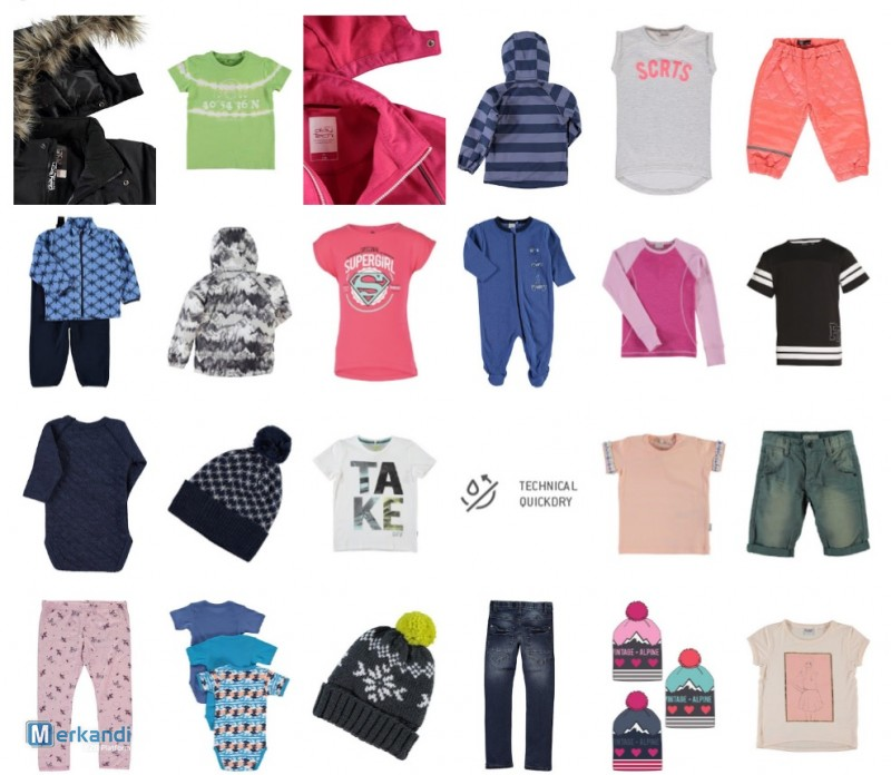 ab29057b8 NAME IT KIDS CLOTHES STOCK LOT SPRING/SUMMER 2017 | Baby & children ...