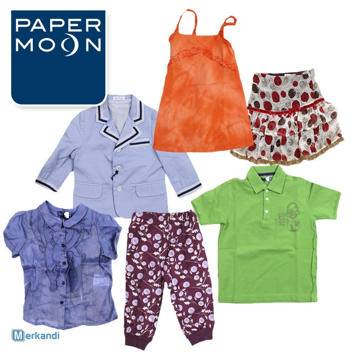 3fb03d8a7 PAPER MOON clothes for kids at wholesale price