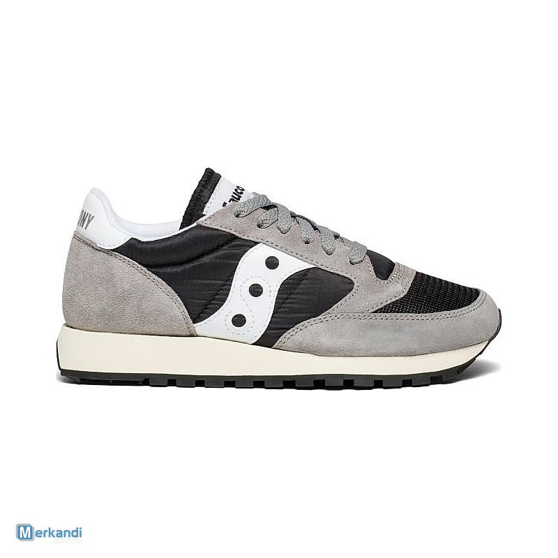 the best attitude 1eaa5 e2fdc I recommend the offer: SAUCONY JAZZ ORIGINAL VINTAGE GRY/BLK/WHT S60368-43  [286543] | Stock lot shoes | merkandi.co.uk