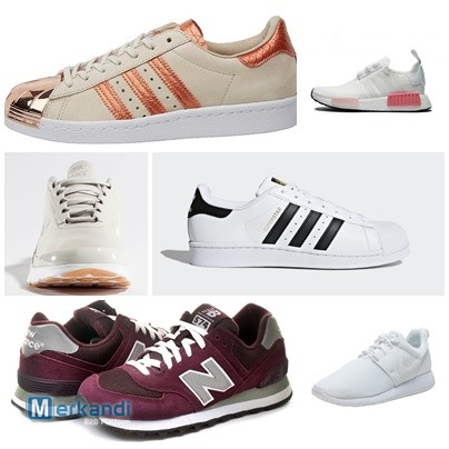 cheaper 1b938 506eb Mix multi brand shoes from Zalando | Stock lot shoes ...