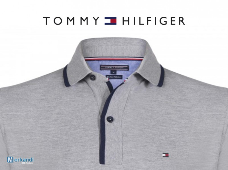 8ad4338f3f1 TOMMY HILFIGER POLO SHIRTS WHOLESALE